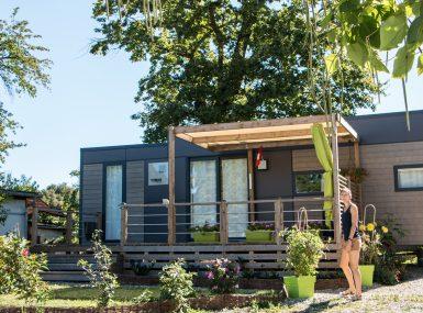 Taos résidentiel au camping du Chatelet à Sciez